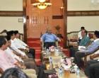 Jelang Konferwil, NU Aceh Audiensi dengan Gubernur
