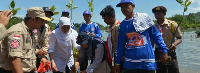 Gubernur: Terima Kasih Tagana Indonesia