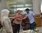 Wagub Aceh sambut kedatangan Mensos RI di Bandara SIM