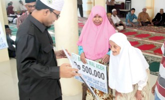 Kepala Baitul Mal Aceh: jangan gunakan untuk beli rokok