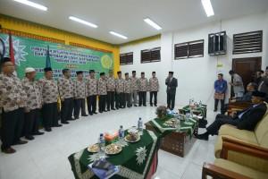 foto pelantilan rektor umuha md 1