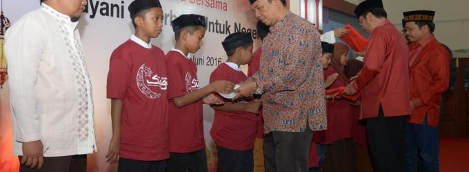 [Video] Pemerintah Aceh Hadiri Safari Ramadhan Telkomsel