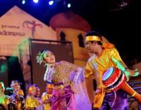 Sore ini, Klong Yaw, Tarian Pergaulan Muda Mudi Thailand tampil di Meseum Tsunami
