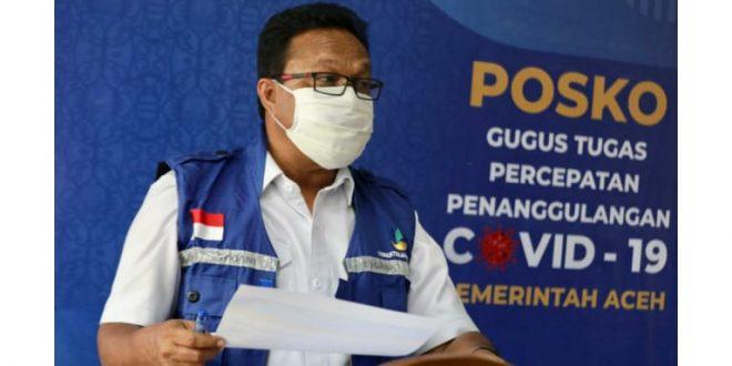 Kasus Covid-19 Bertambah 100 Orang, Aceh Nyaris Oranye Total thumbnail