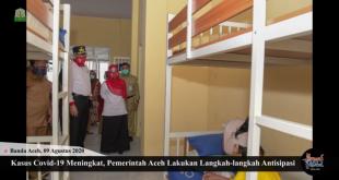 Gubernur Resmikan Gedung Baru Kampus Unimus Biro Humas Dan Protokol Pemerintah Aceh
