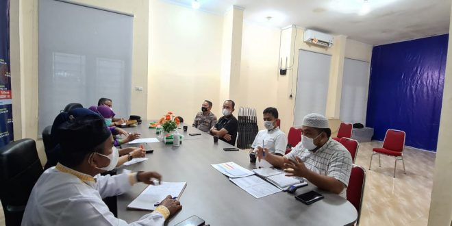 Bidkom Satgas Covid-19 Aceh Ajak Satgas di Daerah Masifkan Sosialisasi Pencegahan Covid-19 thumbnail