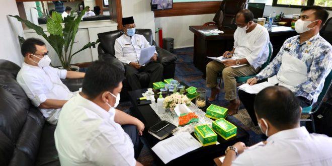 Mulai 1 Juli, Apel Pagi Kembali Digelar di Lingkungan Pemerintah Aceh thumbnail