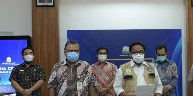 Tim Medis Sampaikan Kondisi Terkini Gubernur Aceh thumbnail