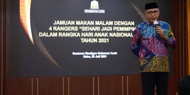 Gubernur Aceh Berbagi Inspirasi Hidup untuk Anak Muda thumbnail